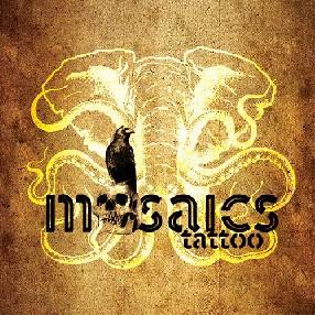 Mosaics tattoo Saint-Imier